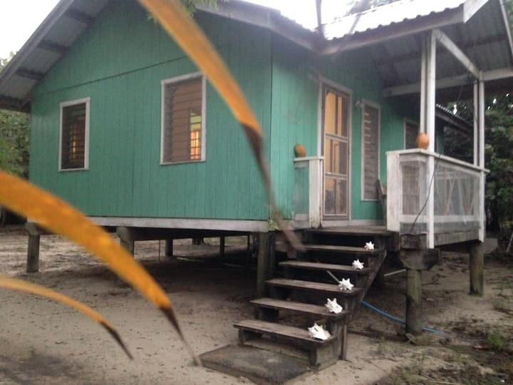 seafront beach bungalows