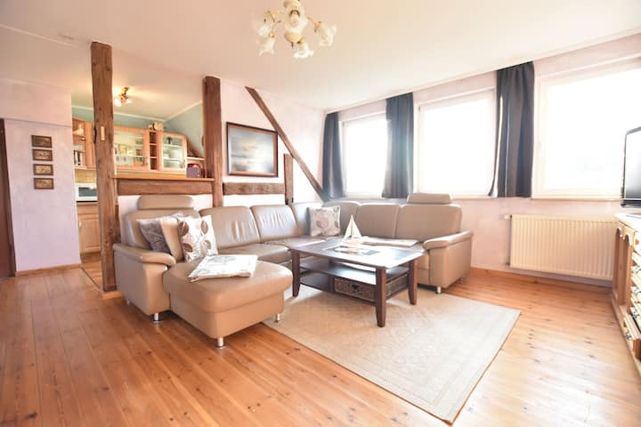 Cosy Apartment in Danneborth with Garden