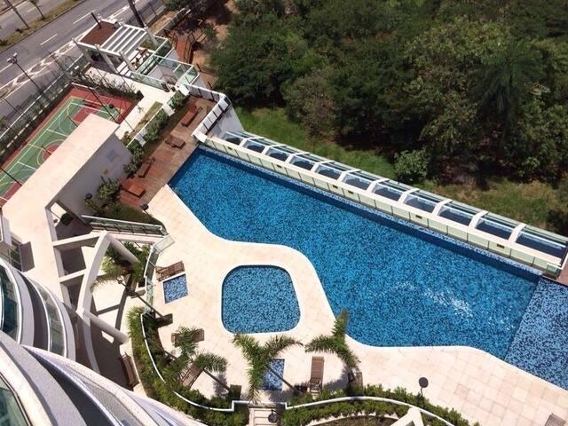 Apartamento alto padrão Alphaville  - Barueri - Apartamento