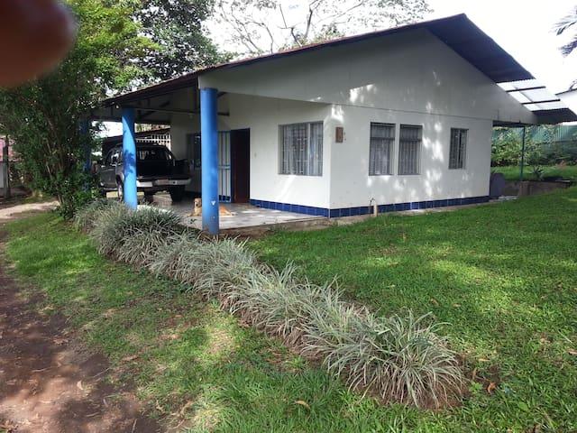 Nice fully furnished 1 bedr house - Tambor - Casa