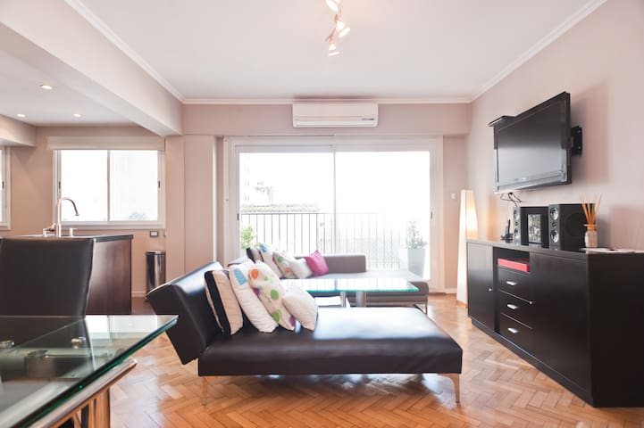 Excellent Location - Arenales St. - Buenos Aires - Apartment