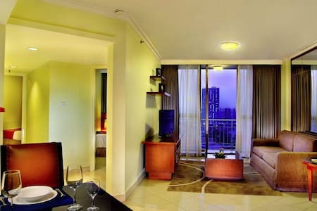 A serviced apartment in the centre - Jakarta Capital Region - Lägenhet