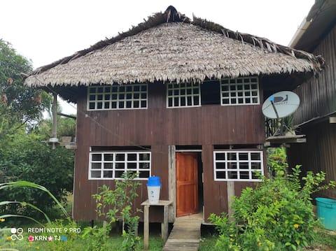 Hospedaje Kowapana San Martin Amacayacu Amazonas