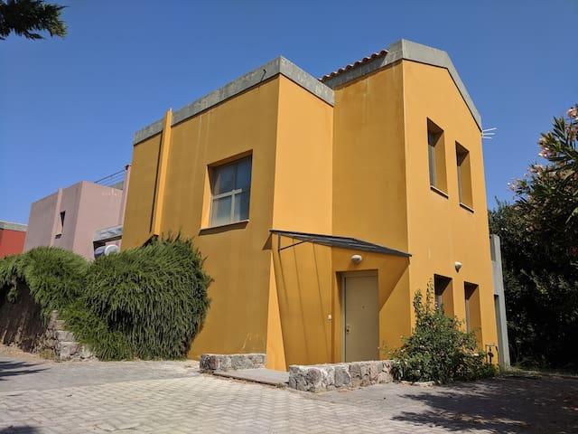 Villa estiva moderna