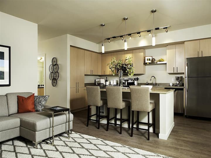 Your home away from home | Studio in Redmond