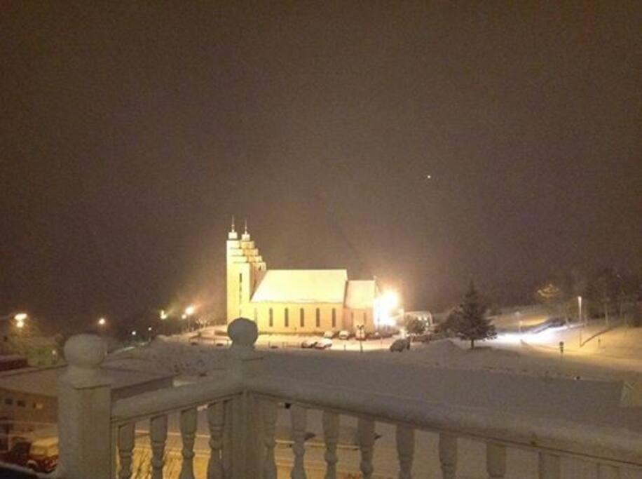 Winter time in Akureyri ;)