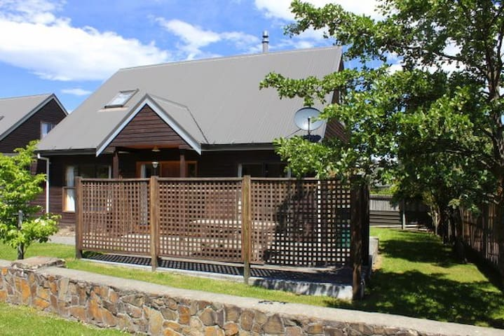 1 St James Ave, Hanmer Holiday Home - Hanmer Springs - House