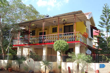 Beautiful House near Lonavala - Malavli - Casa