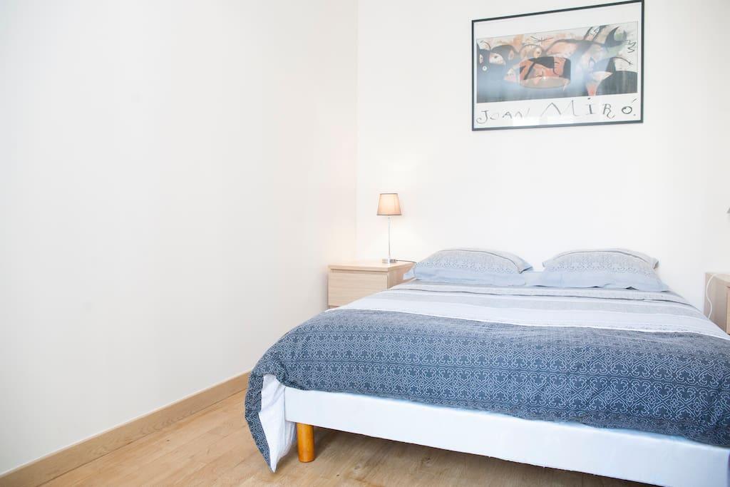 Appartement tout confort au pied du m tro glaci re - Appartement luxe mexicain au plancher bien original ...