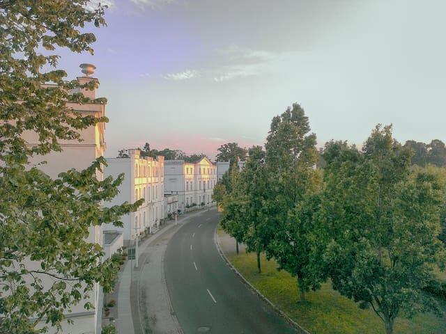Wohnen wie die Fürsten - Putbus - Apartment