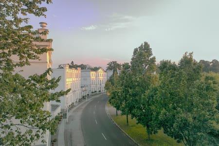 Wohnen wie die Fürsten - Putbus - 公寓