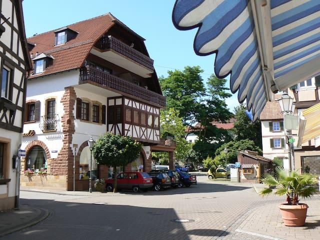 Ferienzimmer Ehrhardt - Bad Bergzabern - Haus