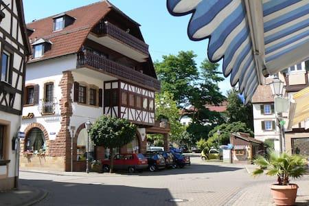 Ferienzimmer Ehrhardt - Bad Bergzabern