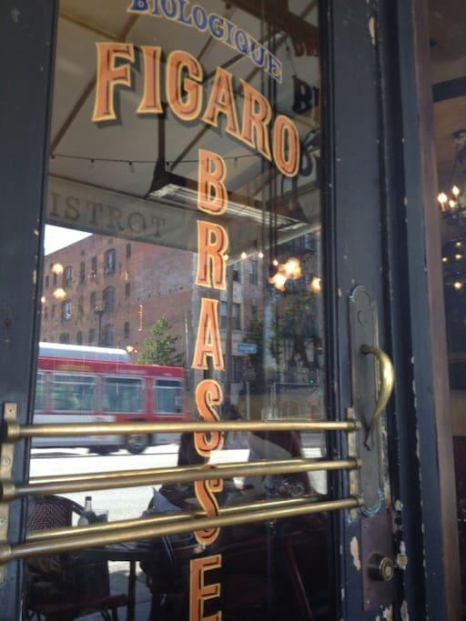 Kuva paikasta Figaro Bistrot