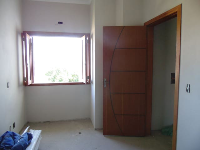 Quarto com suite privativa