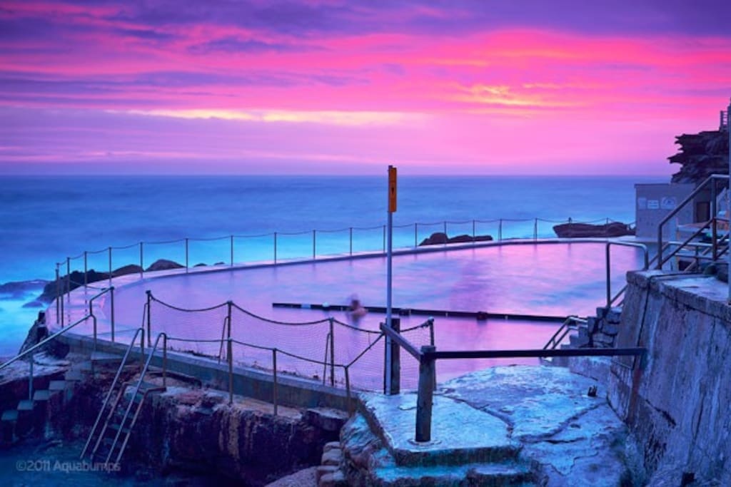 Bronte ocean pool