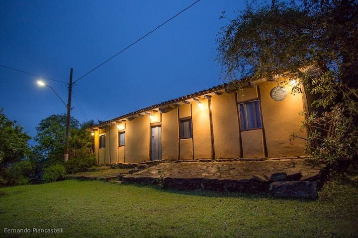 Casa Antiga na Chapada