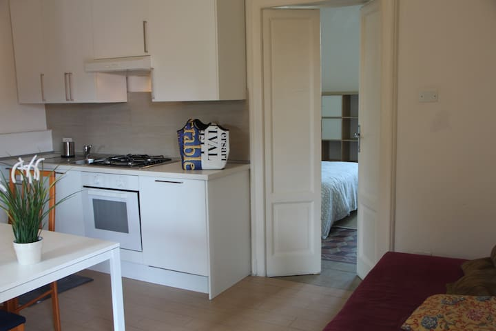 nice flat close to MM1 - Sesto San Giovanni - Haus