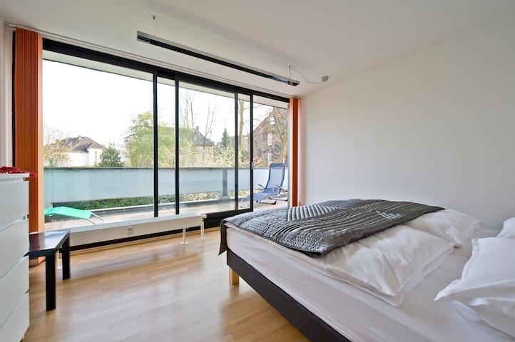 Business Suite, near City & Fair - Essen - Apartmen