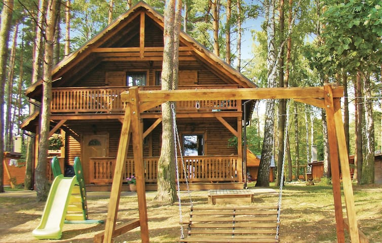 Holiday cottage with 2 bedrooms on 103m² in Ostróda