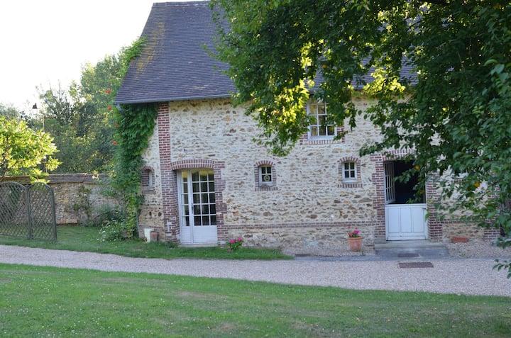 Petite maison en Normandie