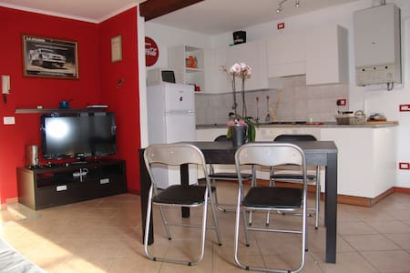 SWEETY FLAT DERVIO, LAKE COMO - Dervio - Apartment