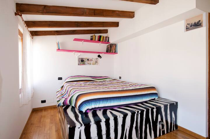 Cozy loft near Bovisa Politecnico