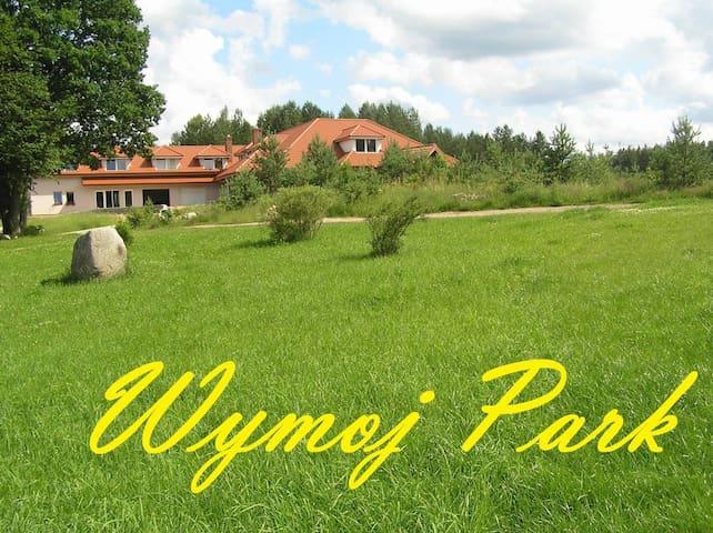 Wymój Park Pokoje Domki Tawerna Rekreacja