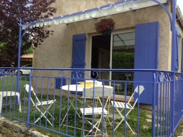 STUDIO PROCHE DU LAC SAINTE CROIX - PAYS VAROIS - Baudinard-sur-Verdon - Apartment