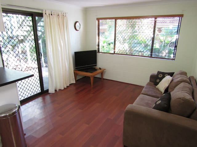 Self-contained first floor flat - Edge Hill - Apartamento