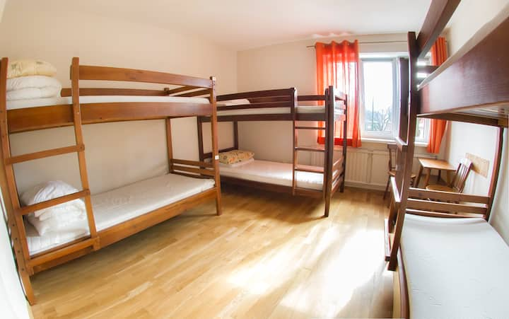 KLAIPEDA HOSTEL 6-persons