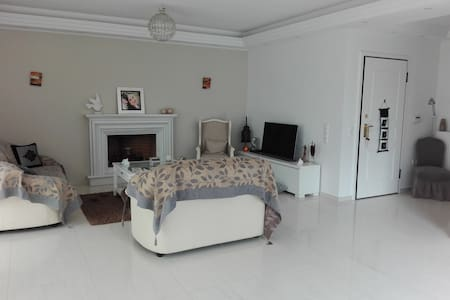 Luxurious, minimal, new furnished home! - House