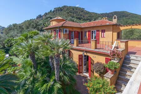 Villa The Dream on Portofino Hill