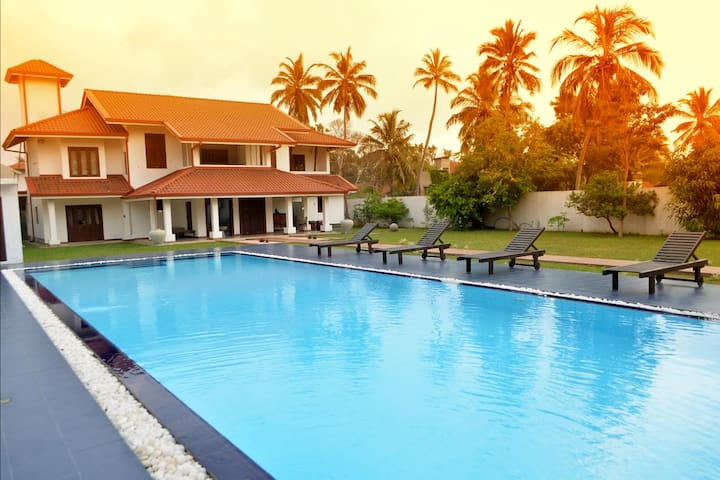 Sea Villa Negombo room 3