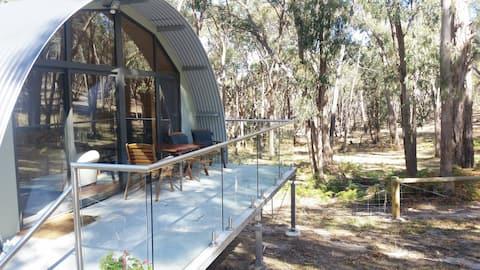 Mount Cole Cottages - Kookaburra Cottage