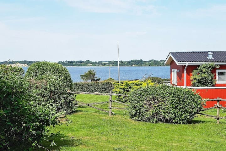 Cozy Holiday Home in Jutland with beautiful sea view