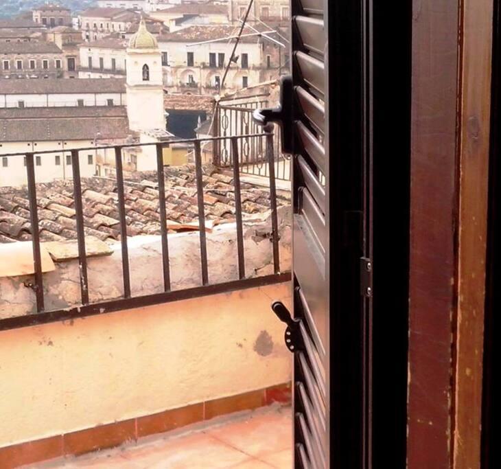 Terrazzo sui tetti della Città vecchia