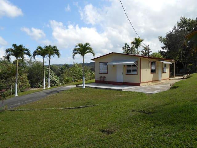 Casa Mendez - Mountain Getaway- WiFi - Utuado - Casa