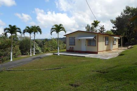 Casa Mendez - Mountain Getaway- WiFi - Utuado