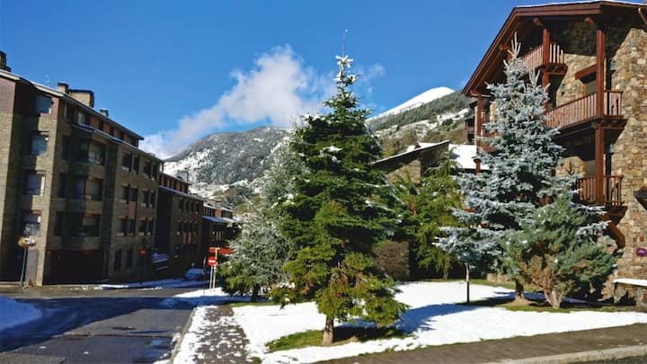 Amazing apt - 800 m from the slopes