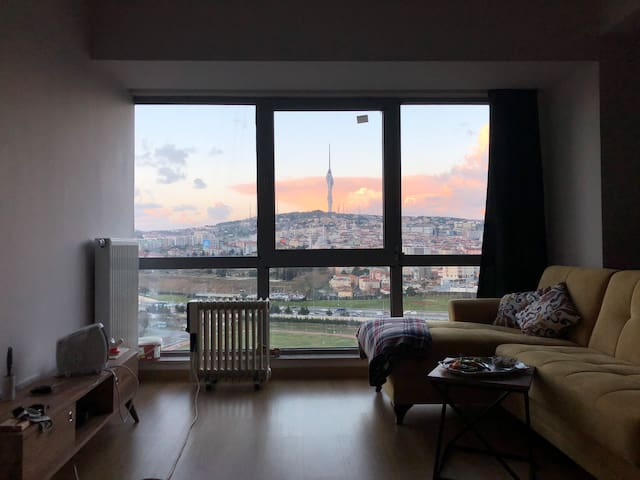 Great residence in kadikoy near metro,metrobus
