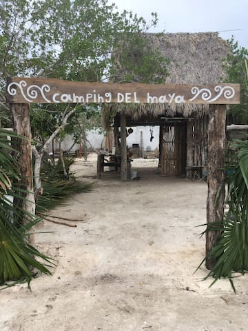 Camping del Maya Holbox