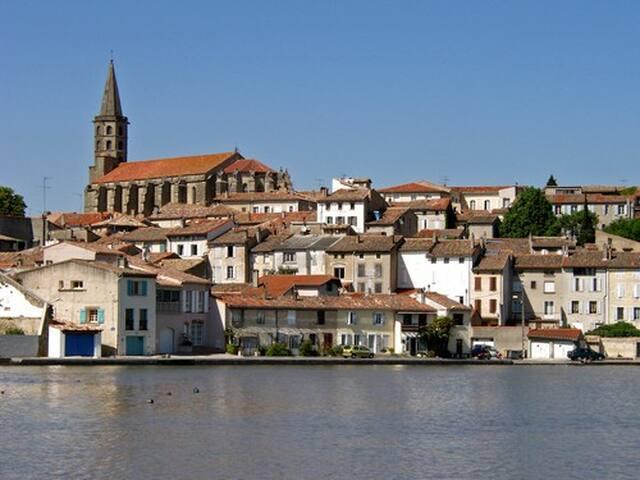 La ville de Castelnaudary Capitale du Cassoulet!