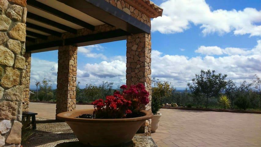 La Hacienda Dora - Peñaflor - Casa