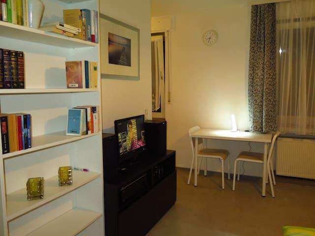 Studio apartment - within 28 minutes to KölnMesse - Leverkusen - อพาร์ทเมนท์
