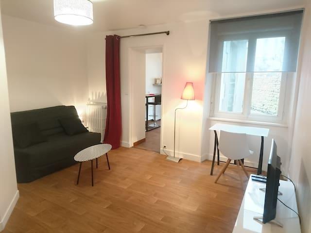 Agréable studio tout confort pour 2 personnes