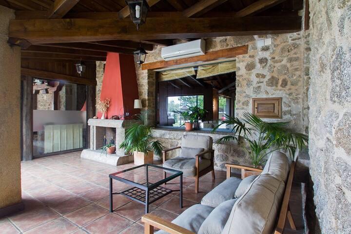 Habitación La Honfria - San Miguel de Valero - Andre