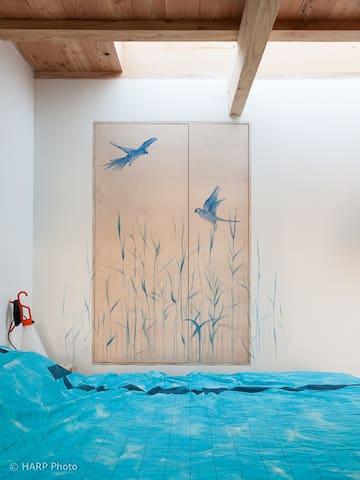 Studio Punt Uit in Delft (studio Punt) - Delft - Loft空間