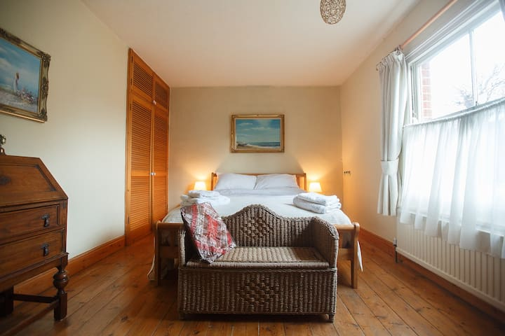 Characterful Comfy Room - homeshare - gt location