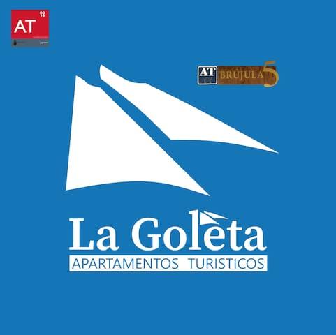 APARTAMENTOS TURÍSTICOS LA GOLETA (5° Brújula)
